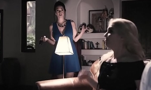Watch and discern this slutty teen stepsis Kenna James bonks with her virgin nerdy stepbro and by the way got pregnant.