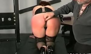 Teen obedient in extreme thraldom xxx porn operate