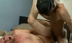 Blacks In excess of Boys - Gay Hardcore Interracial Fuck Video Twenty one