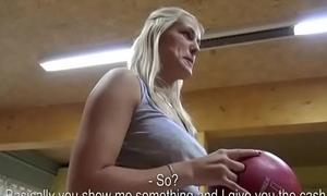 Teach Porno Video - Teen Amateur Fucked Hard For Cash 08