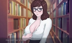 Anime 3d 2018 library fuck