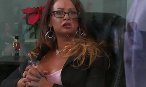 Brazzers - Obese Tits at Work - (Tory Lane, Ramon Rico, Strong Tommy Gunn)