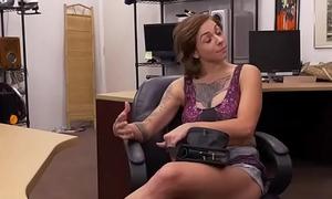 Busty slut Harlow Harrison gets fucked doggy style
