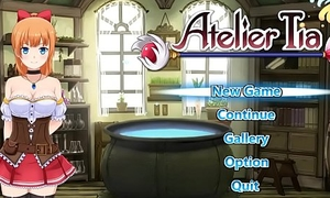 Atelier Tia adult xxx ryona anime entertainment . Nice skirt in sex with man and monsters