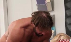 Tiny Blonde High School Teen Fucked By Teacher