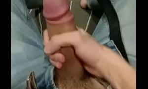 Handjob yound big cock