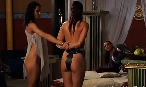 Thief'_s Punishment: Lesbian Slave Illegality Purloining From Mistress