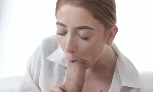 Unique Anal Makes Melissa Rose Spunk