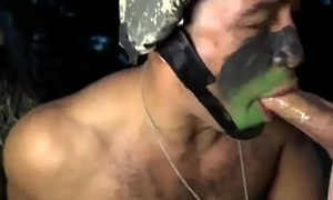 Young boys wanting gay sex Taking the recruits at bottom their first run