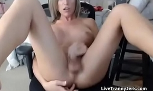 Beautiful Tgirl Nikki Jadetaylo cum. Part2 on TCams.xyz