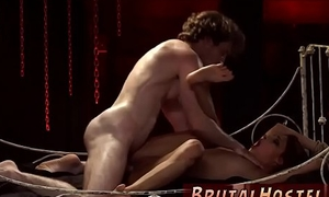 Wife bdsm and bitch rough orgy Poor transitory Jade Jantzen, she unescorted