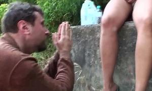youthful femdomgirls dominate and humiliate men