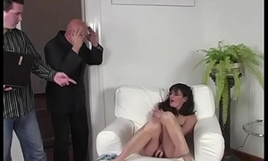 Brunette MILF acquires fucked hard