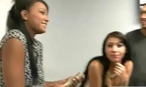 (Esmi Lee&amp_Ava Taylor) Slut Hot Legal age teenager Girl For Money Strip And Bang On The outback mov-07
