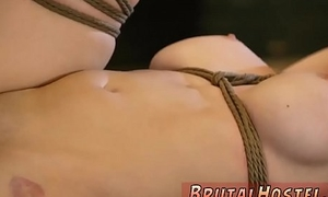 Rough sex and big tit slave Big-breasted blond beauty Cristi Ann is