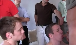 Cocksucking gay bush-league gets drilled deeply