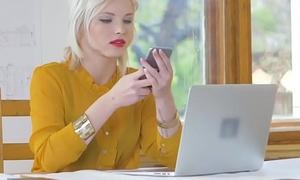Babes - Office Obsession - (Zazie Skymm) - Discourteous Fix