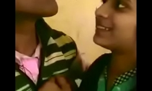 Bihar Nawada Wickey Sir Snuggle up to Kissing With Khusbu Respecting Classroom