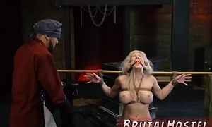 Bdsm fetish xxx Big-breasted blond hottie Cristi Ann is on vacation