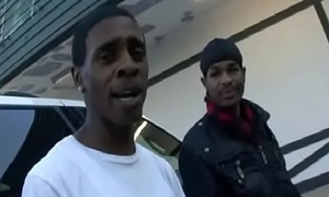Black Muscled Careless Dude Fuck Wan Teen Boy Hard 11