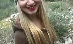 Second-rate Down in the mouth European Legal age teenager SLut Fuck Tourist For Cash 05
