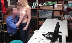Fake police anal and nasty cops A overprotect and duddy'_s daughter who