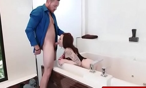 Submissived XXX Cum is Thicker Than Water with Chloe Carter video-02