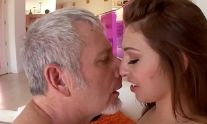 Ariana Grand seducing their way horny stepfather