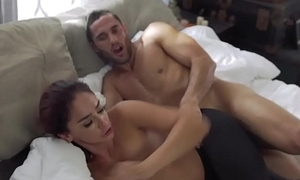 Dull MILF pussyfucked deeply by younger weasel words