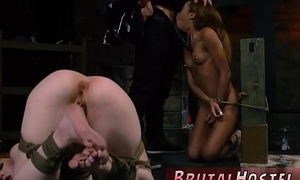 Bondage anal fisting trail and extreme brutal painful fuck Sexy
