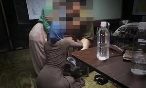 Petite teen milks on webcam Sneaking in the Base!