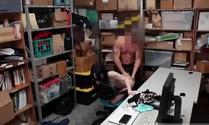 Girl strip searched by male cop and dick cums still fucking Deduce
