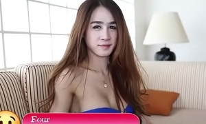Making one's adieus anal opening of a tranny