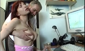 Girl loves sexy 69 session