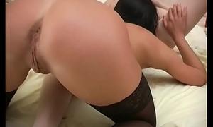 Fascinating lesbian babes like sex fucktoys
